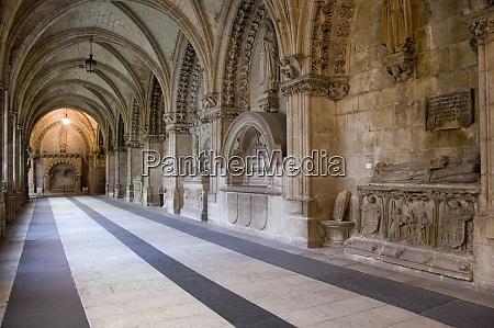 spanien region kastilien leon burgos gotische