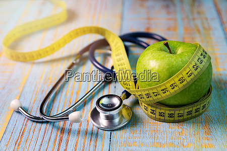 healthy lifestyle and nutrition concept