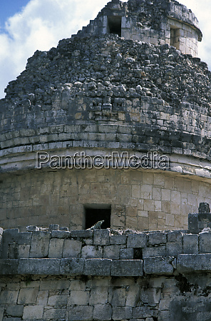 mittelamerika mexiko yucatan chichen itza die