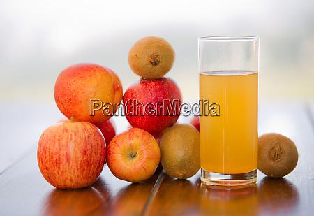 früchte, und, saft - 27787571