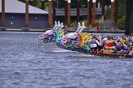 usa oregon portland dragon boats races