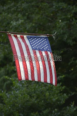 usa alaska ketchikan american flag