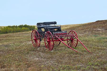 usa south dakota philip badlands prairie
