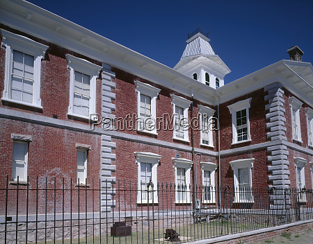 usa, arizona, tombstone, tombstone, courthouse, state, historic, park, cochise, county - 27821732