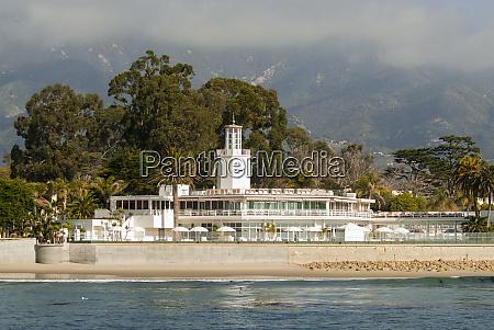 usa california santa barbara views from