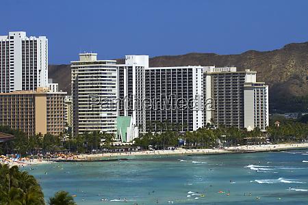 usa hawaii oahu honolulu waikiki hotels