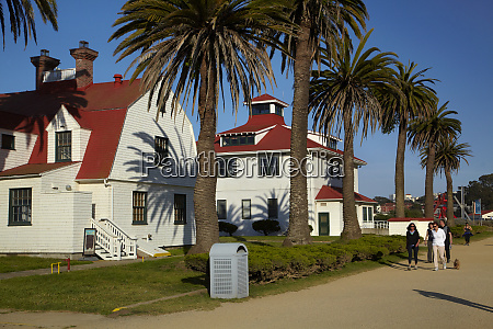usa california san francisco historic fort