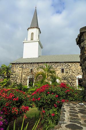 church first church in hawaii historic