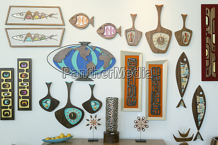 artwork in a gallery palm springs
