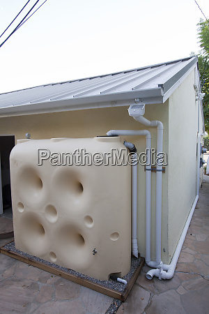 fatboy waterwall 650 gallon tank above