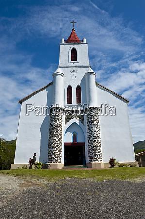 church near pouebo on the east