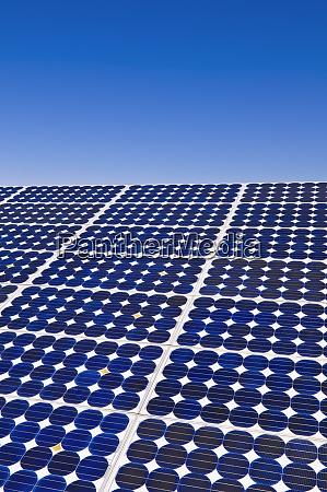 solarpanel detail death valley national park