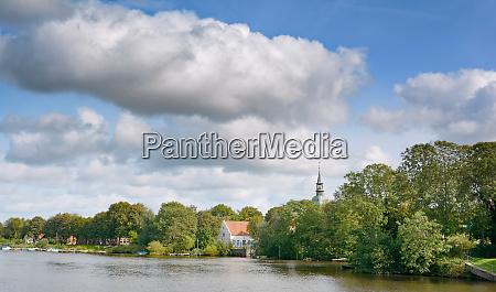 friedrichstadt an der treene nordfriesland schleswig