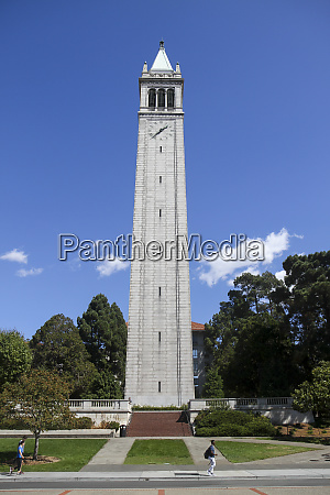 sather tower campanile university of california