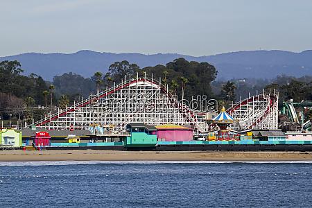 giant dipper roller coaster santa cruz