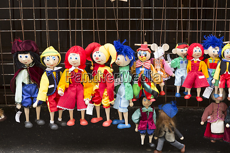 czech republic prague puppets for sale
