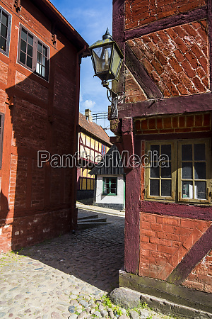 the old town den gamle by