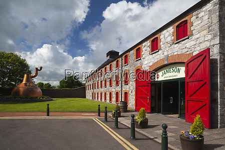 ireland county cork midleton jameson irish