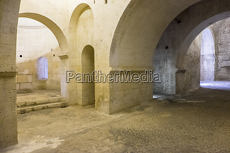 france arles abbey of saint peter