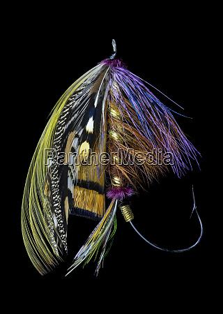 atlantic salmon fly entwirft blacker unknown