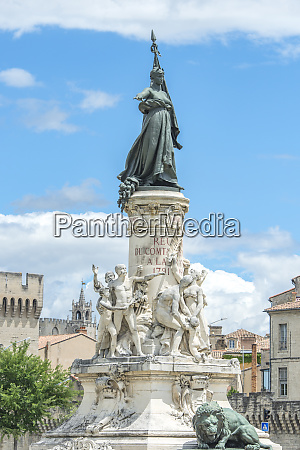 monument commemorating the centennial of the