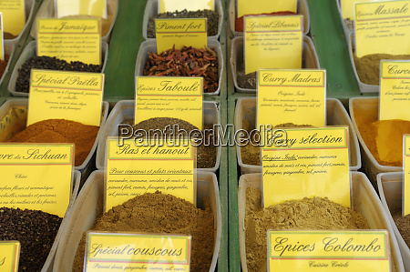 france vaucluse lourmarin bulk ingredients at