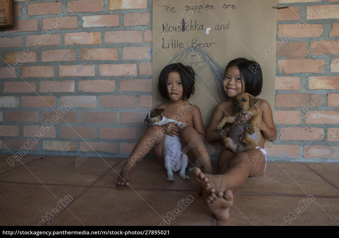 people, , rupununi, , guyana - 27895021