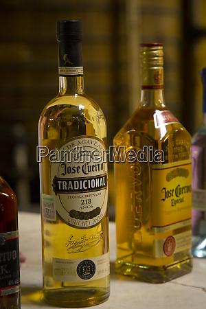 tequila cuervo la rojena tour jalisco