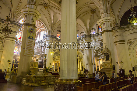 the cathedral of guadalajara guadalajara jalisco
