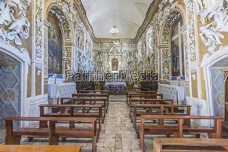 italy sicily castelbuono castle private chapel