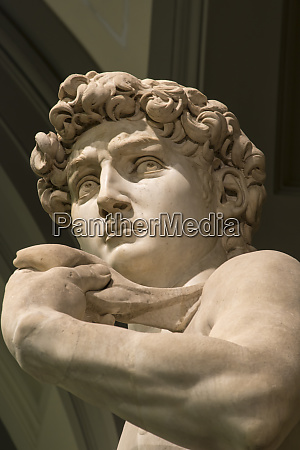 europe italy florence michelangelo david in