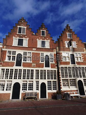 netherlands hoorn typical dutch architecture