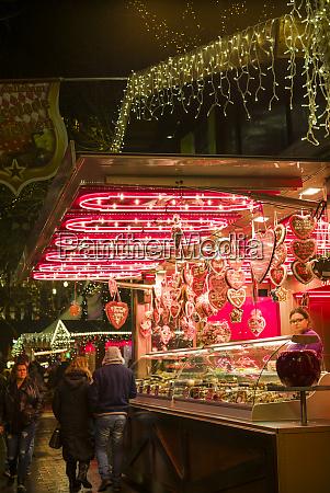 niederlande amsterdam rembrandtplein platz weihnachtsmarkt