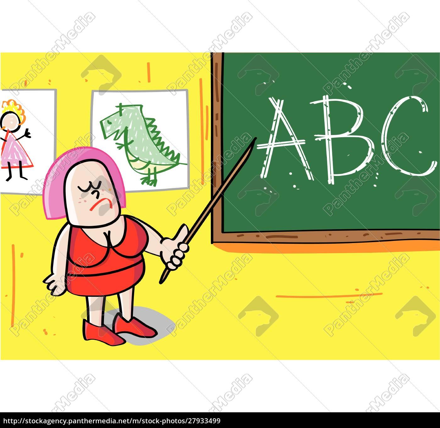 funny, school, teacher - 27933499