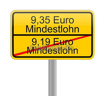 gelb 9 35 euro mindestlohn