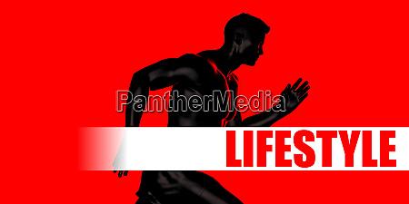 lifestyle konzept