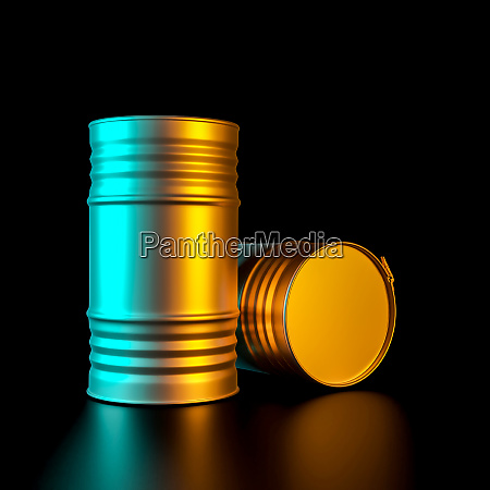 3d render image of a pair
