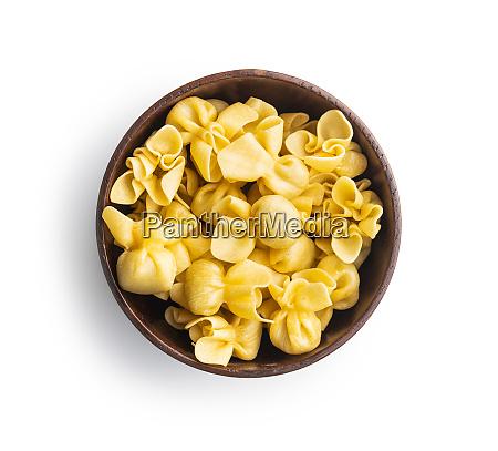 italienische gefuellte pasta sacchettini pasta