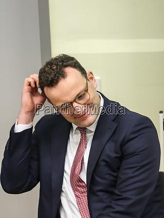 bundesgesundheitsminister jens spahn cdu magdeburg 06122019
