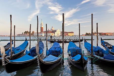 gondeln italien italien venetien venezia bezirk