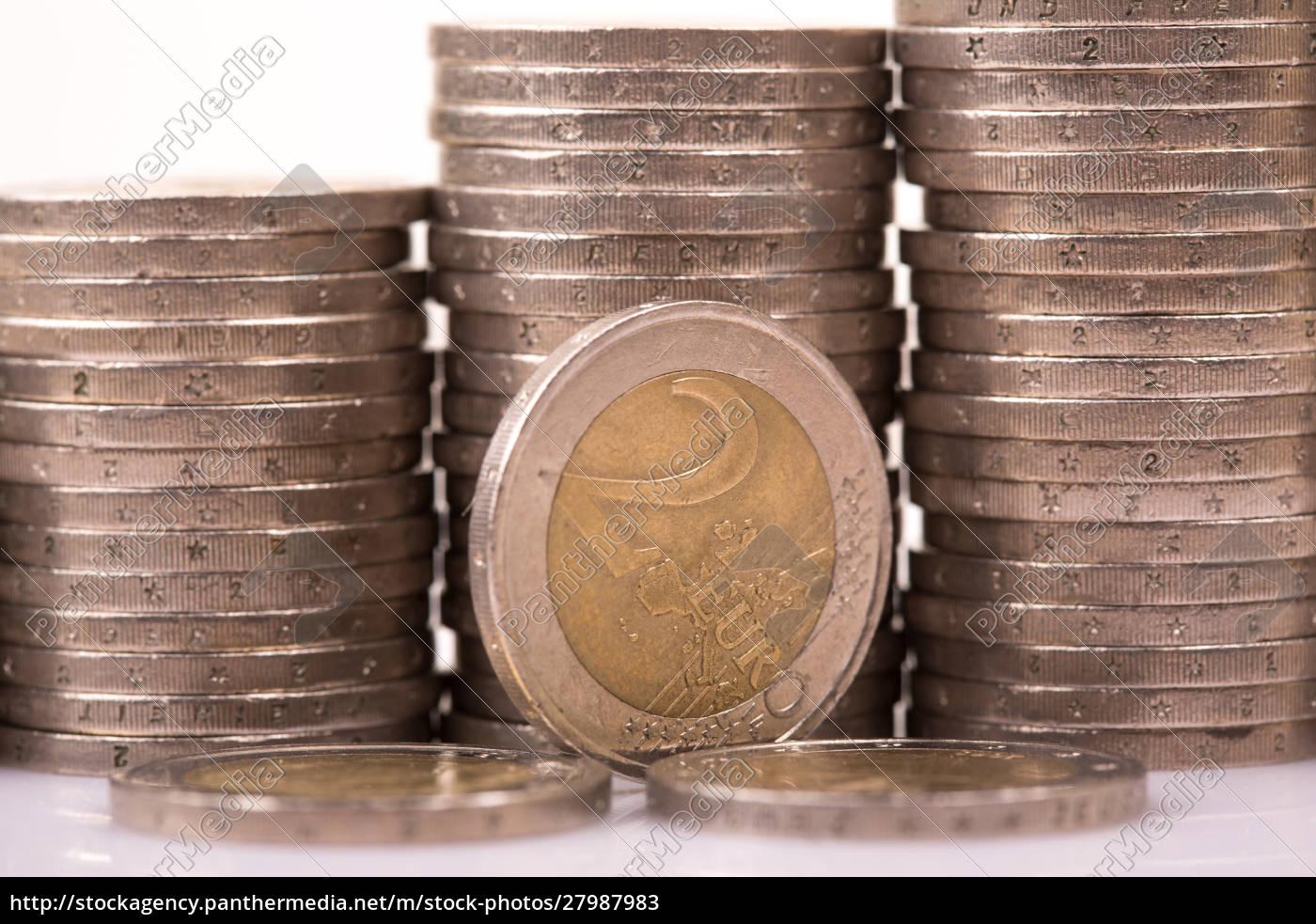 euro-münzen - 27987983