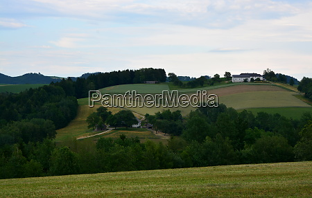 landschaft bad kreuzen