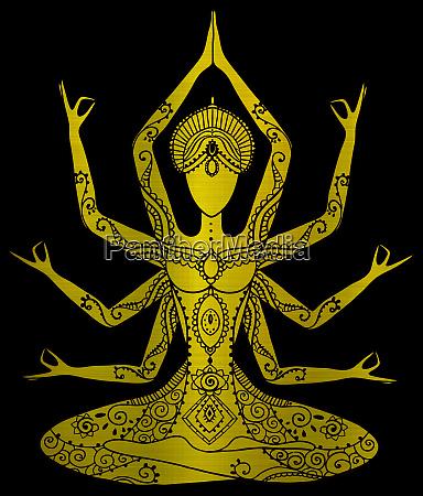 yoga kundalini heilung chakyden achtsamkeit spirituelle