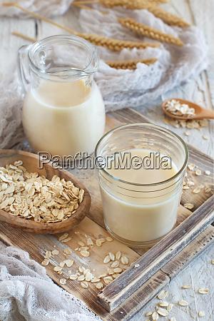 vegane hafermilch nicht milchfreie alternativmilch