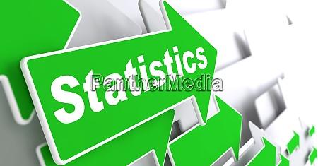 statistiken geschaeftskonzept