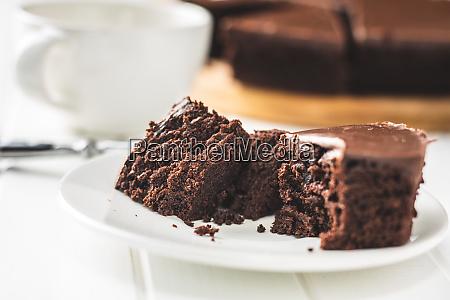 chocolate brownies cake