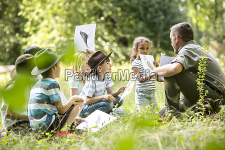 school, children, doung, nature, studies, , holding - 28053906