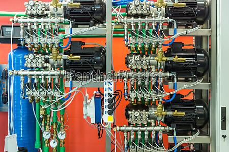 luftleitung kompressoren fuer pneumatische instrumente