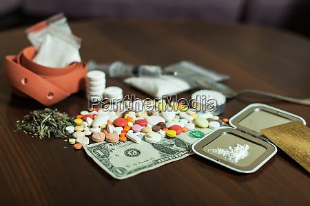 drogenabhaengigkeitskonzept