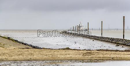 kuestenlandschaft in ostfriesland